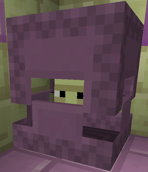 shulker box minecraft