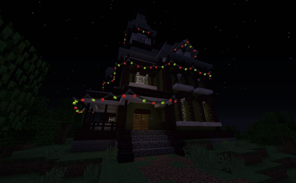 minecraft mod fairy lights guirlande maison