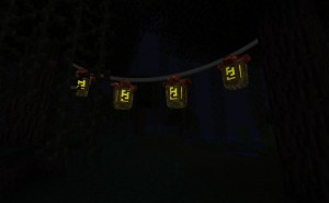 minecraft mod fairy lights lanterne