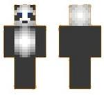 1.skin panda simple face+dos