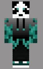 7.skin panda ender