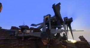 minecraft 1.8.8 map aventure française Limbes chapitre 3