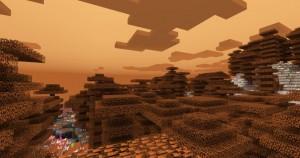 minecraft mod biome candycraft arbre en caramel