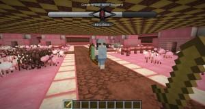 minecraft mod biome candycraft gardien en pain d'épice