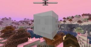minecraft mod biome candycraft gardien pez gelée