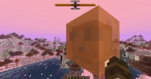 minecraft mod biome candycraft gardien roi gelée