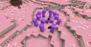 minecraft mod biome candycraft scarabee en chewin-gum