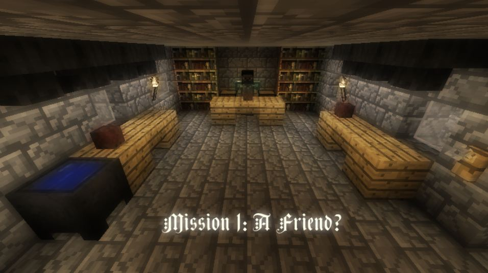 map aventure minecraft 1.8 assassin's creed reclaiming a kingdom mission 1