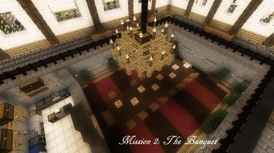 map aventure minecraft 1.8 assassin's creed reclaiming a kingdom mission 2