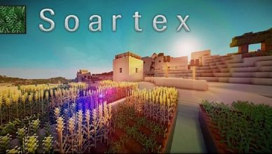 minecraft ressource pack soartex 64×64