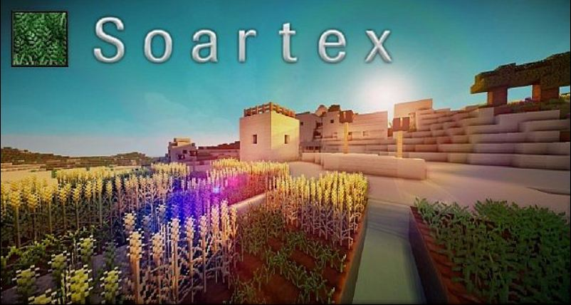 minecraft ressource pack soartex 64x64