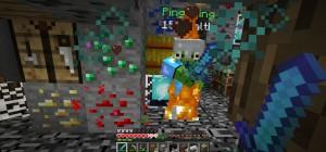 map minecraft 1.9 pvp Random Blocks combat