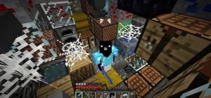 map minecraft 1.9 pvp Random blocks arene