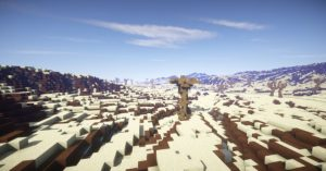 minecraft map customisé wasteland 4