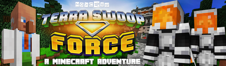 minecraft map aventure 1.9.2 terra swoop force
