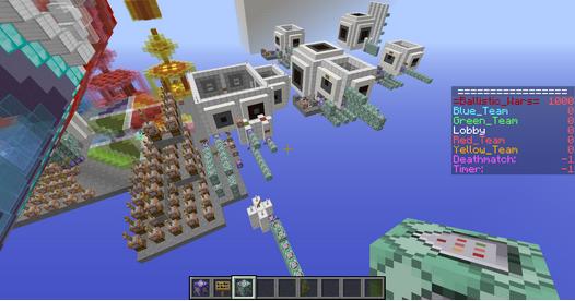 minecraft pvp ballistic wars 3