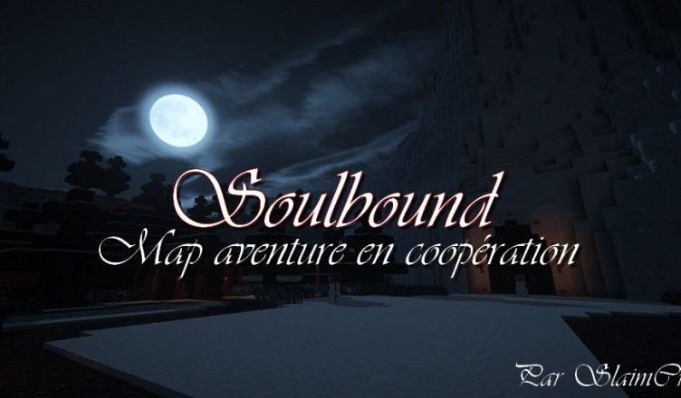 minecraft map aventure soulbound