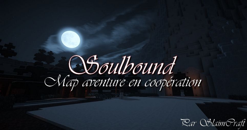 minecraft map aventure soulbound