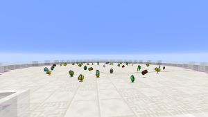 minecraft map jeux fishing for gold la zone de pêche