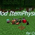 minecraft mod itemphysic