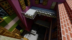 minecraft map survie Tau Cetie ville alien immeuble
