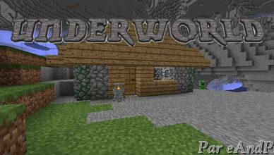 minecraft mod underworld