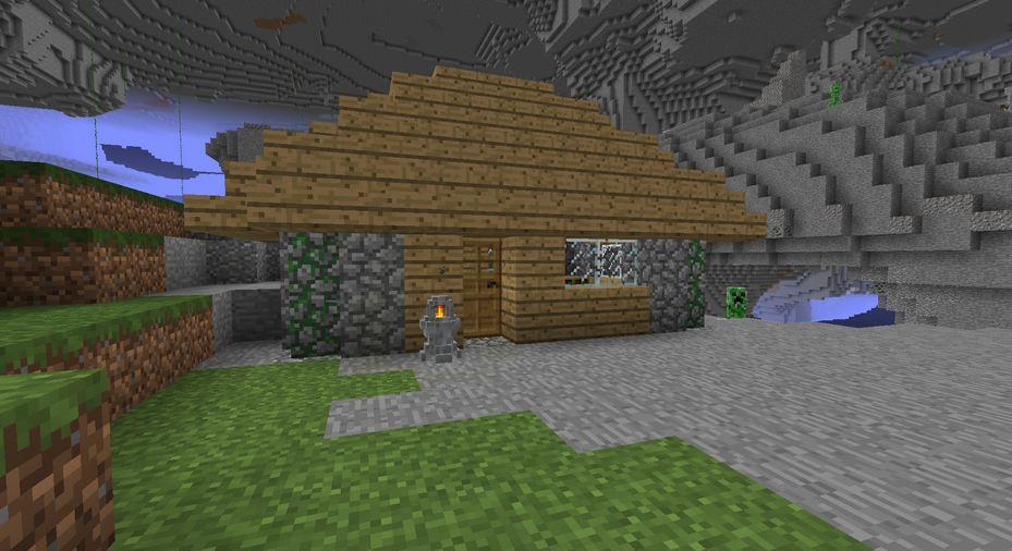minecraft mod underworld village