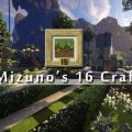 minecraft ressource pack 16×16 mizuno's 16 craft