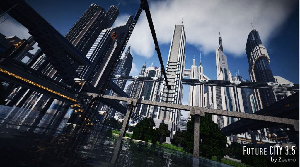 minecraft-map-ville-futur-city-3-5-immeuble