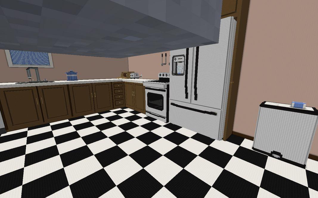 minecraft map aventure crack the case cuisine minecraft. Black Bedroom Furniture Sets. Home Design Ideas