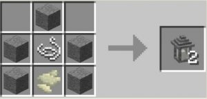 minecraft-mod-altcraft-candles-fabrication-lanterne-classique