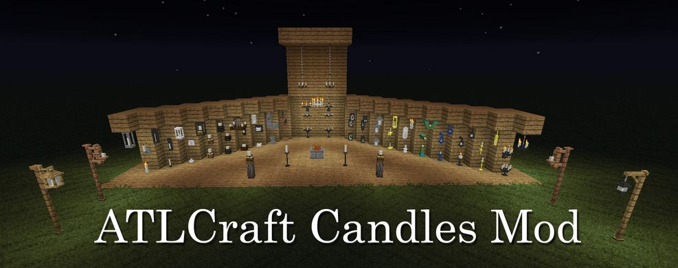 minecraft mod altcraft candles
