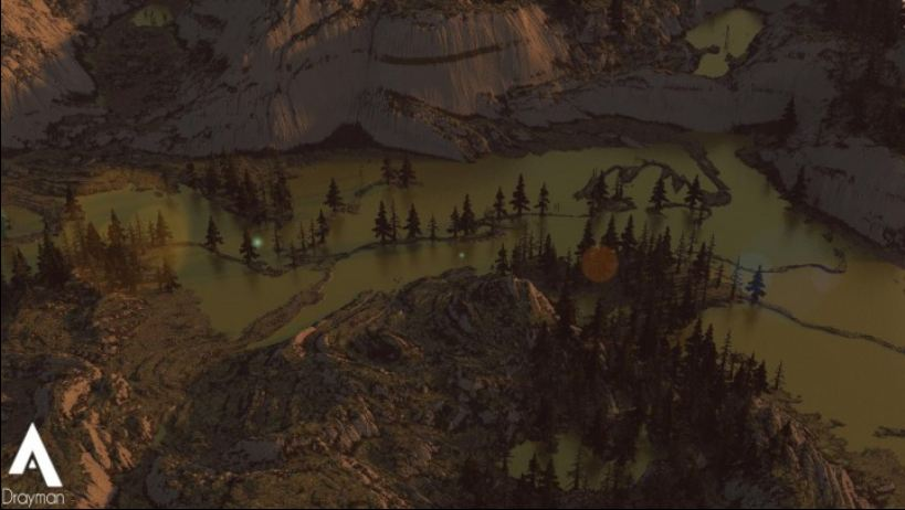 minecraft-map-customise-a-decaying-planet-riviere
