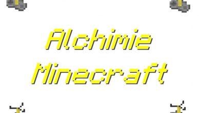 alchimie minecraft aventure