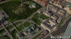 minecraft map ville world of worlds 2.8 hollywood