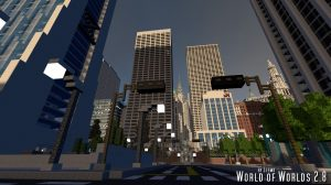 minecraft map ville world of worlds 2.8 u4