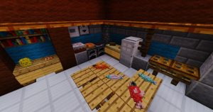 minecraft mod placeable item décoration
