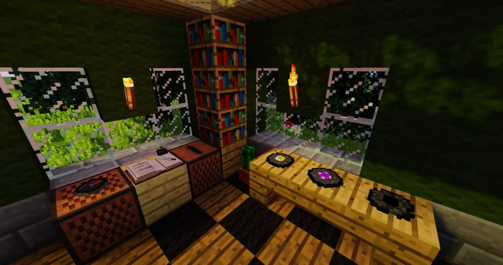 minecraft mod placeable item poser des objets