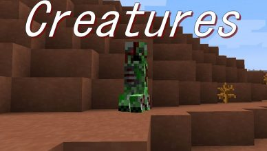 minecraft mod atomic creatures