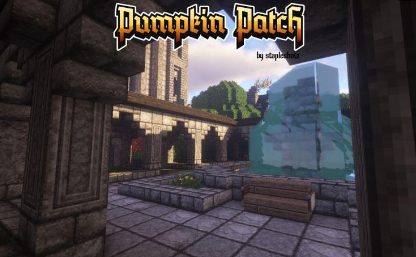 minecraft texture pack pumpkin patch 32×32 fontaine