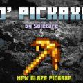 minecraft mod mo pickaxes