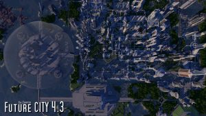 minecraft map ville Future CITY_4.3_05
