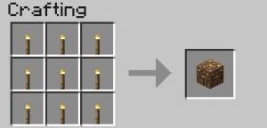 Minecraft-craft-parterre-torch