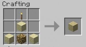 Minecraft-craft-pyramid