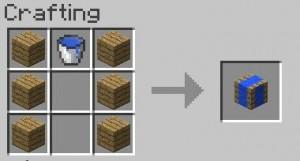 Minecraft-craft-tobogan-d'eau