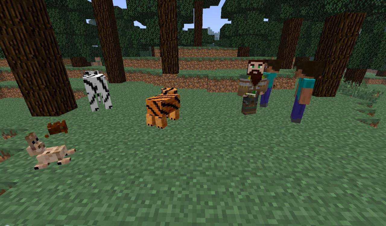 More-Mobs-Mod-Mob-plus-minecraft