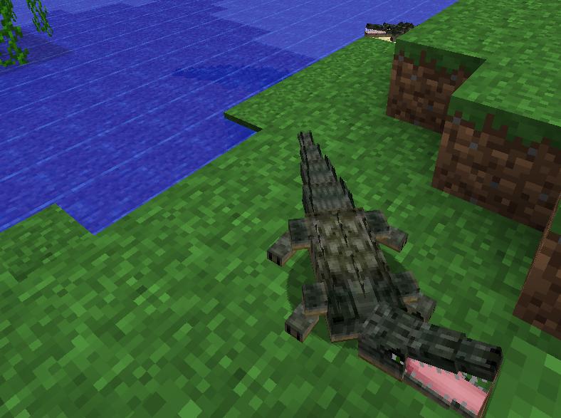 minecraft-mod-mob-mo-creatures-animaux-crocodile