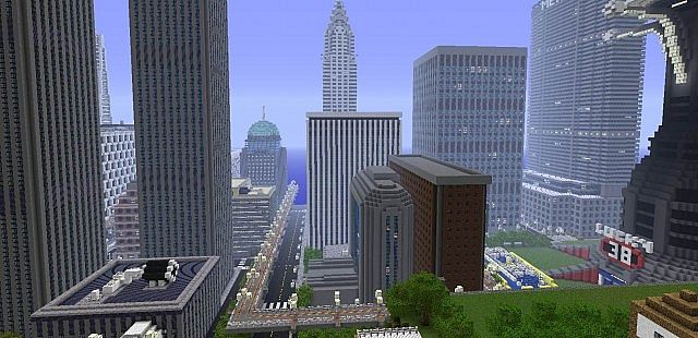 minecraft-texture-pack-ville-newcraft-vecter-city-building
