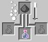 Crafting potion empoissonne splash minecraft