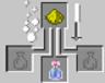 Crafting potion rapidité II minecraft